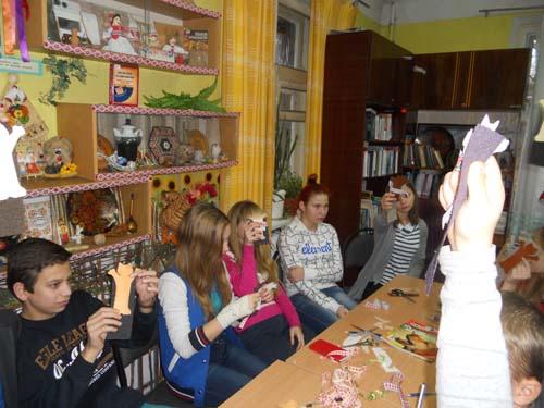 8-А в библиотеке В. В. Маяковского